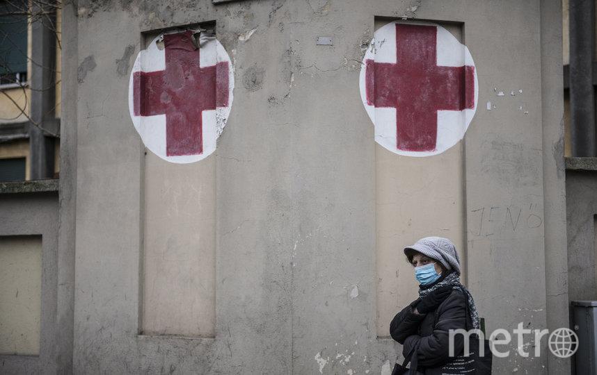 Количество заражённых коронавирусом превысило полмиллиона человек. Фото Getty