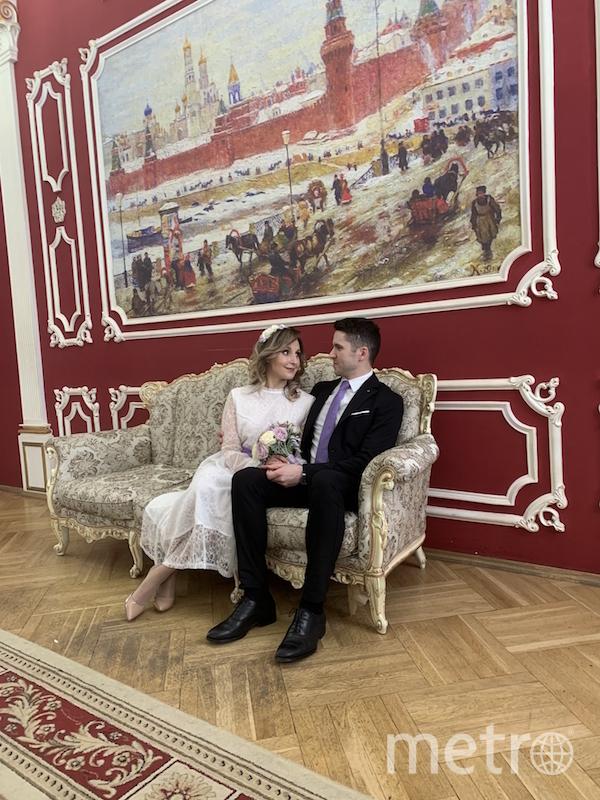 Для гостей, которые не приехали, Полина и Николай создали чат и отправляли им фото и видео из загса. Фото предоставлено героинями материала