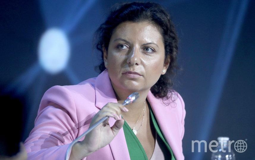 Маргарита Симоньян. Фото Getty