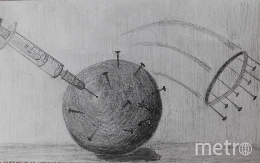 «Наука  пробьёт преграду!». Фото Читатель Metro  Борис Фёдоров
