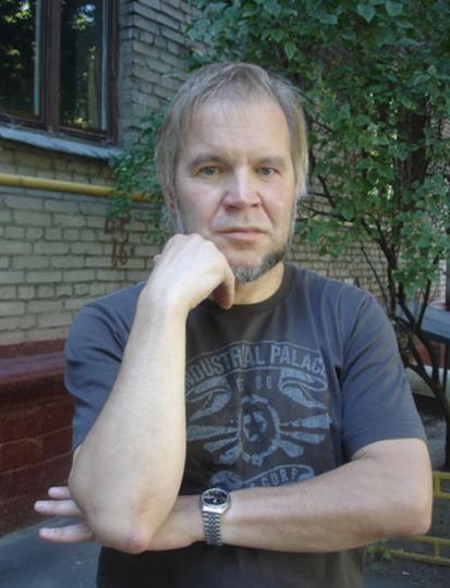 Психиатр высшей категории Виктор Ханыков. Фото предоставил Виктор Ханыков
