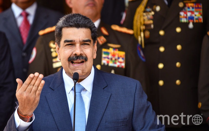 Николас Мадуро. Фото Getty