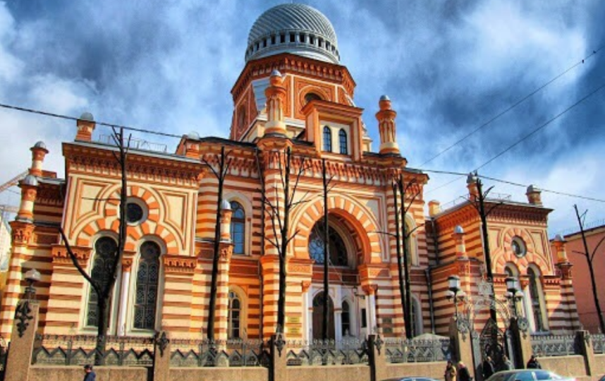 Большая хоральная синагога. Фото Скриншот Instagram/@sinagoga.spb