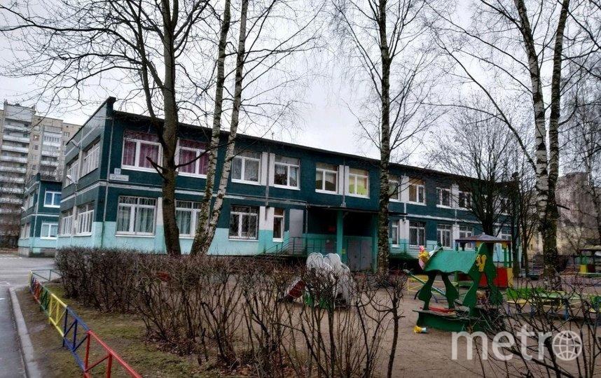 Детский сад, где случилась трагедия. Фото mash.moyka, vk.com