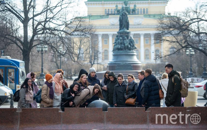 """Улицы Санкт-Петербурга 28 марта. Фото Святослав Акимов, """"Metro"""""""
