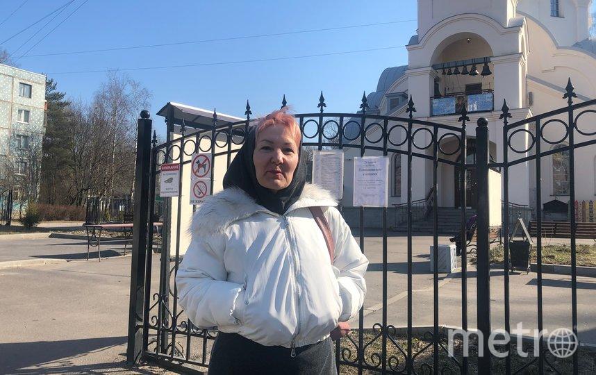 Ольга Лебедева. Фото Фото автора