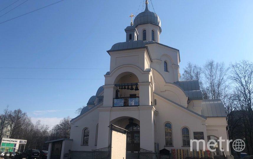 Храмы Петербурга открыты для прихожан. Фото Фото автора