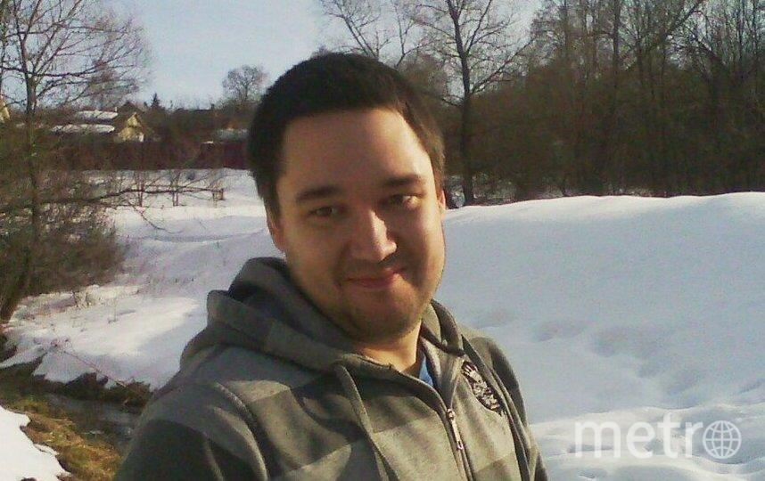 """Владимир Кирасиров. Фото предоставил герой публикации, """"Metro"""""""