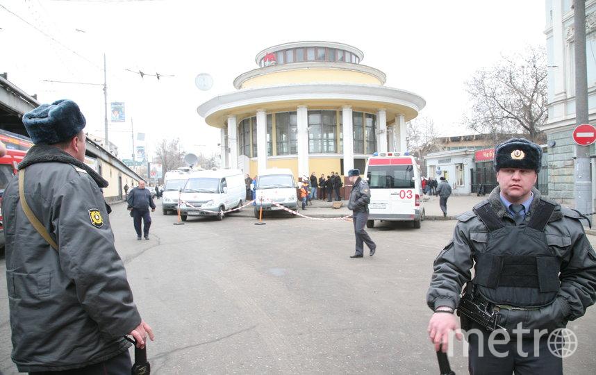 """У станции """"Парк культуры"""". Фото Василий Кузьмичёнок"""