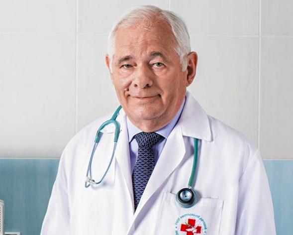 Доктор Леонид Рошаль. Фото Скриншот @roshal_fund