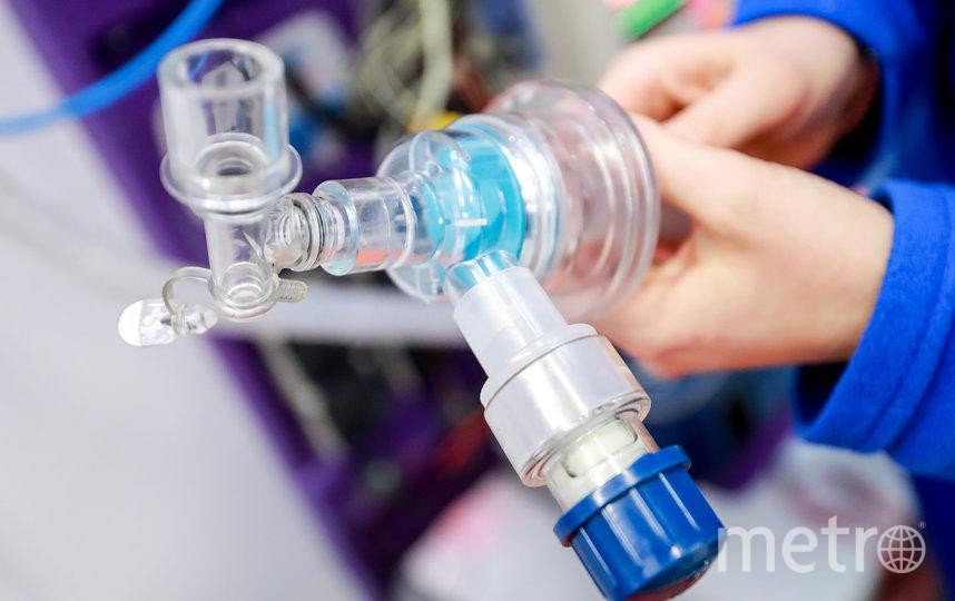 Почти 40% пациентов на аппаратах ИВЛ (искусственной вентиляции легких) в Москве моложе 40 лет. Фото Getty