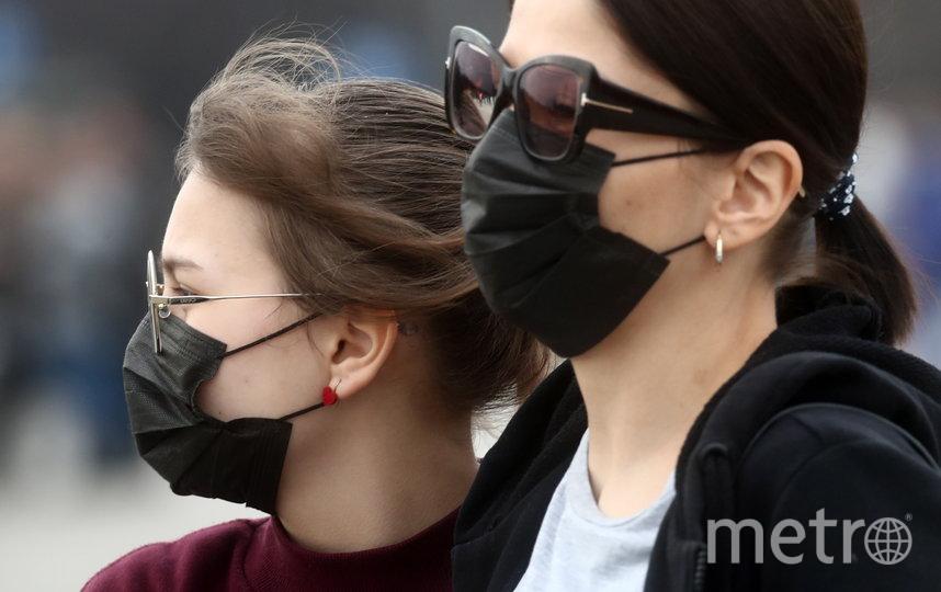 Прежде всего маски предназначены для тех, кто уже заболел. Фото Getty