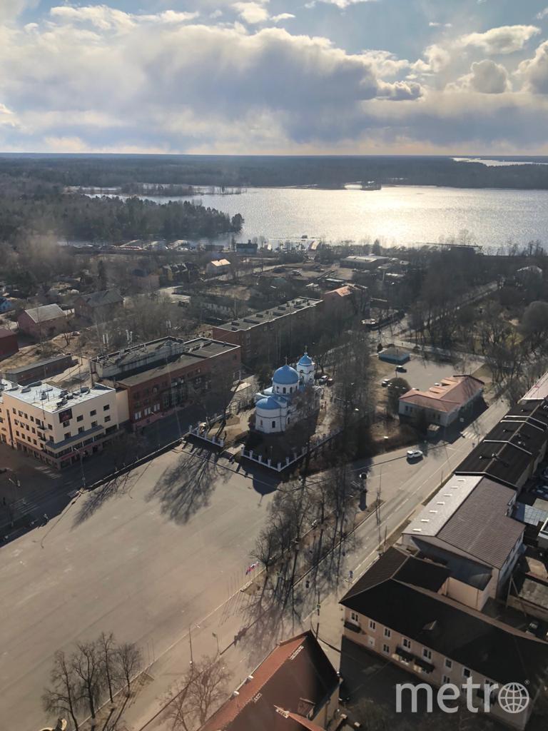 """Крестный ход прошел над Ленобластью. Фото предоставлены Выборгской епархией, """"Metro"""""""