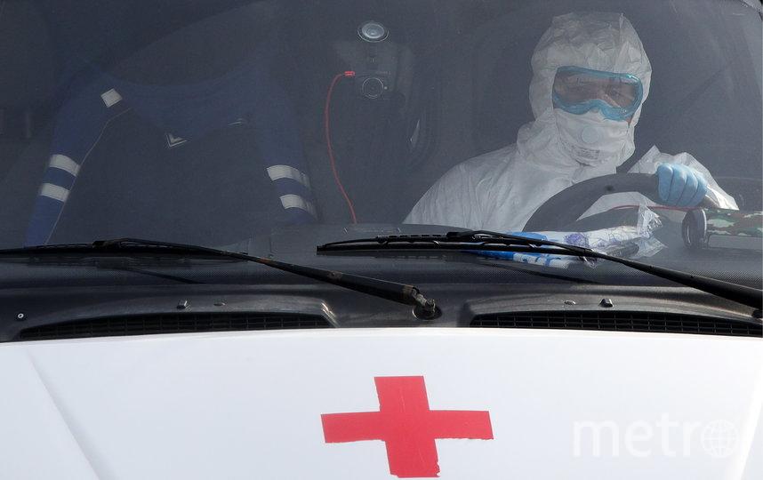 Два пациента умерли за последние сутки в столичном медцентре в Коммунарке. Фото Getty