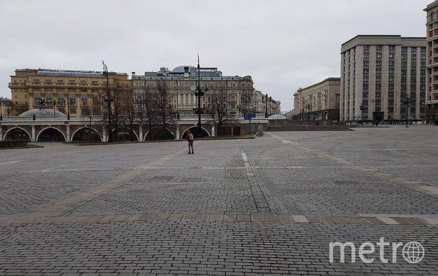 Манежная площадь. Фото Василий Кузьмичёнок