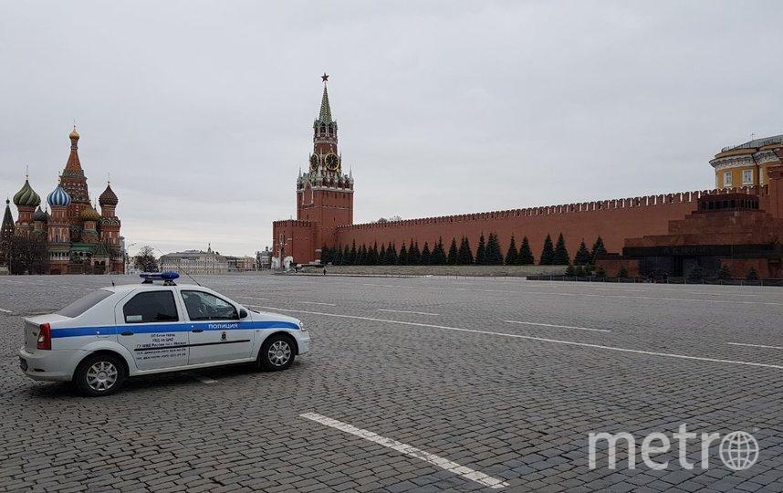 Красная Площадь. Фото Василий Кузьмичёнок