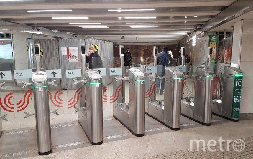 Интервал движения поездов в метро увеличен. Фото Василий Кузьмичёнок