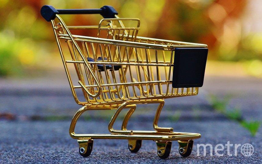 В магазинах наносят разметку для социальной дистанции. Фото pixabay.com