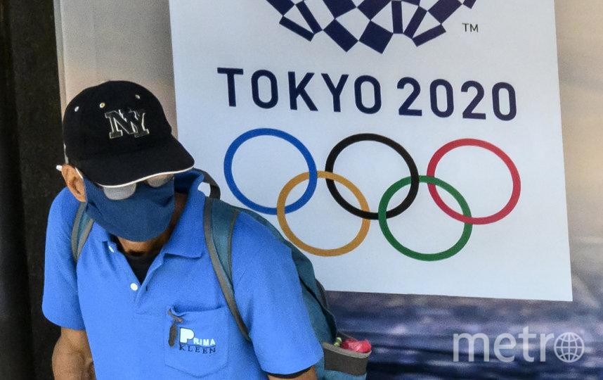 Из-за пандемии коронавируса Олимпийские и Паралимпийские игры в Токио были перенесены. Фото AFP
