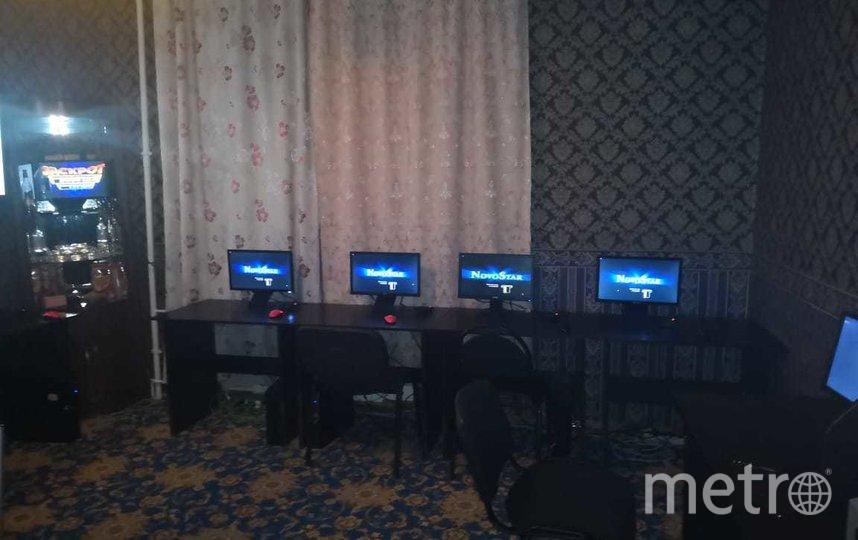 Подпольное казино выявили в из квартир дома на Комендантской площади. Фото МВД РФ по СПб и ЛО