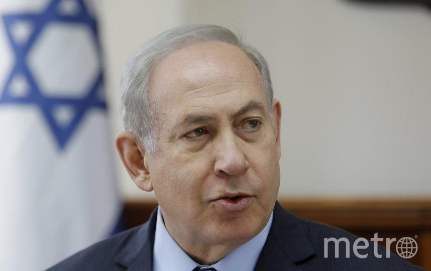 Биньямин Нетаньяху. Фото AFP
