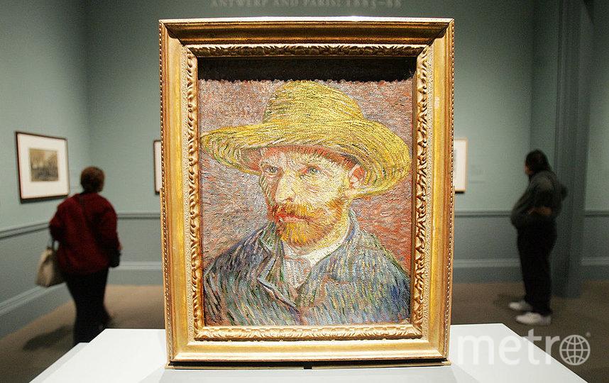 В Нидерландах из музея на карантине украли картину Ван Гога. Фото Getty