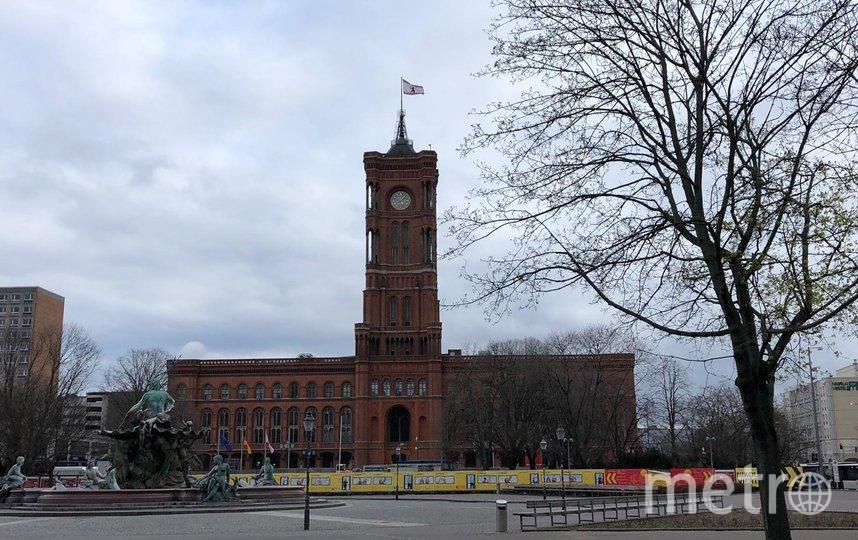 """Берлин на карантине. Фото предоставлены героем материала, """"Metro"""""""