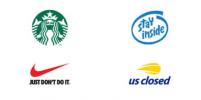 Дизайнер из Словении переосмыслил логотипы известных брендов на фоне пандемии коронавируса