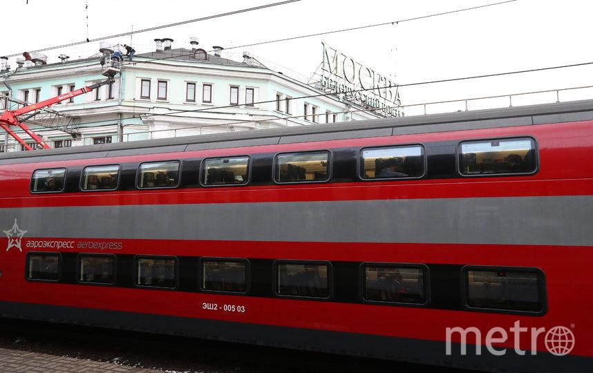 В Москве с 1 апреля изменится график движения аэроэкспрессов. Фото Getty