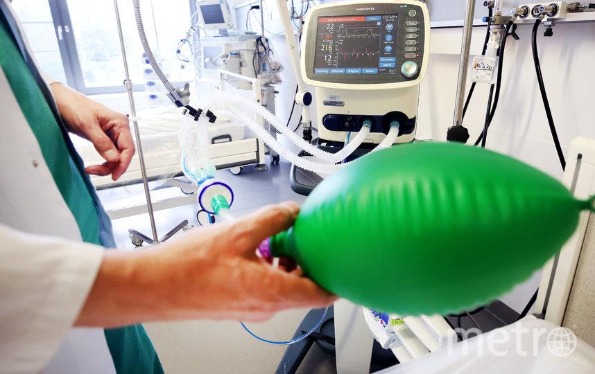 Компания Ford объявила о создании 50 тысяч вентиляторов ИВЛ для пациентов с коронавирусом. Фото Getty