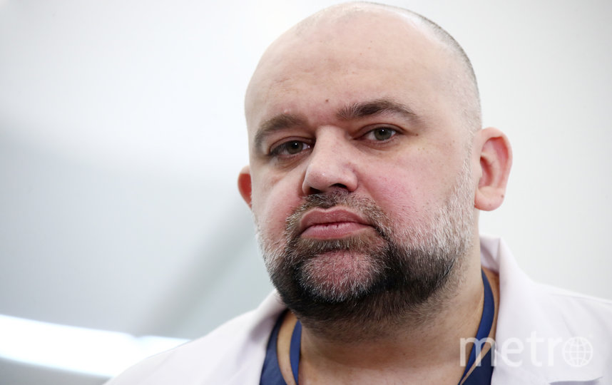 Денис Проценко. Фото Getty