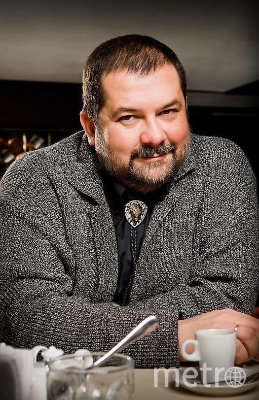 Сергей Лукьяненко. Фото Из личного архива