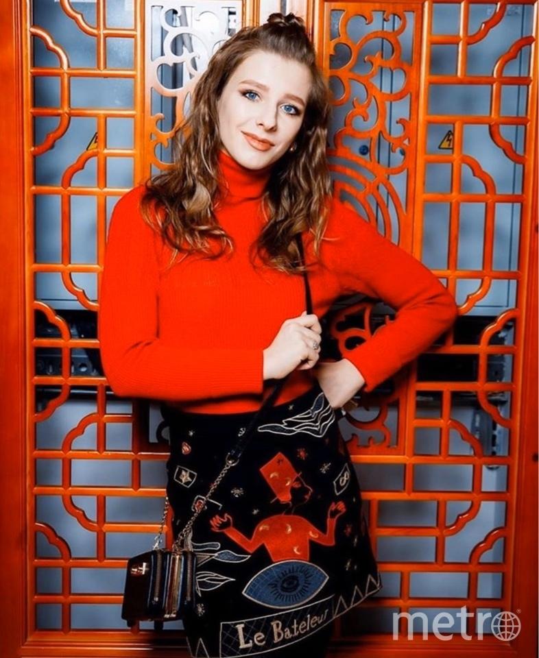 Лиза Арзамасова. Фото Из личного архива.