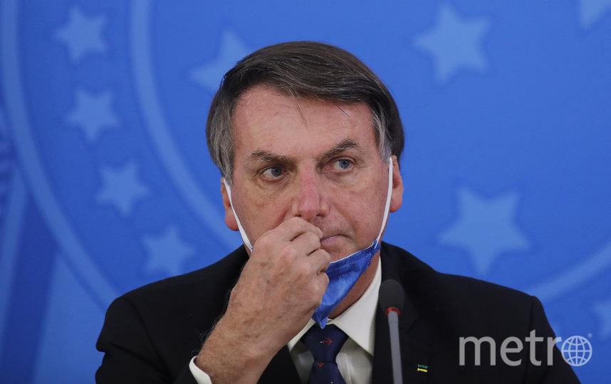 Жаир Болсонару. Фото AFP