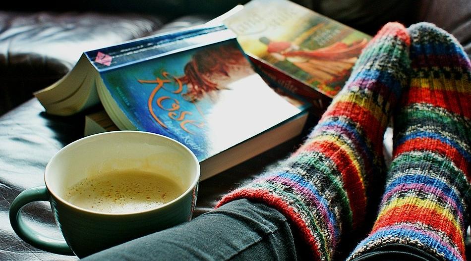 Самоизоляция – прекрасный повод прочитать то, до чего давно не доходили руки. Фото pixabay.com