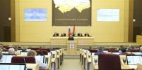 Соцподдержка многодетных семей, почётное звание и отчет МВД: как прошла сессия законодательного собрания на прошлой неделе