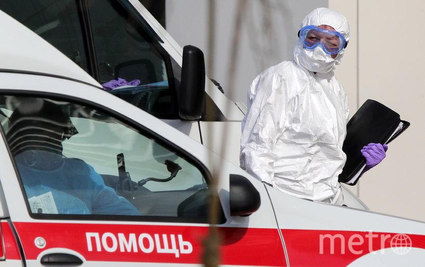 Пять пожилых пациентов с COVID-19 скончались в Москве. Фото Getty