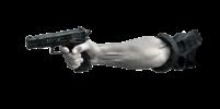 В Коммунарке неизвестный в медицинской маске ранил из пистолета мужчину