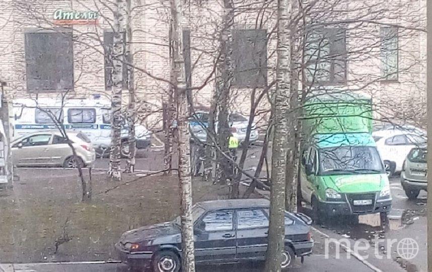 ДТП и ЧП / Санкт-Петербург /vk.com/spb_today. Фото vk.com