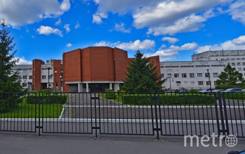 Больница им.Филатова. Фото Яндекс.Панорамы