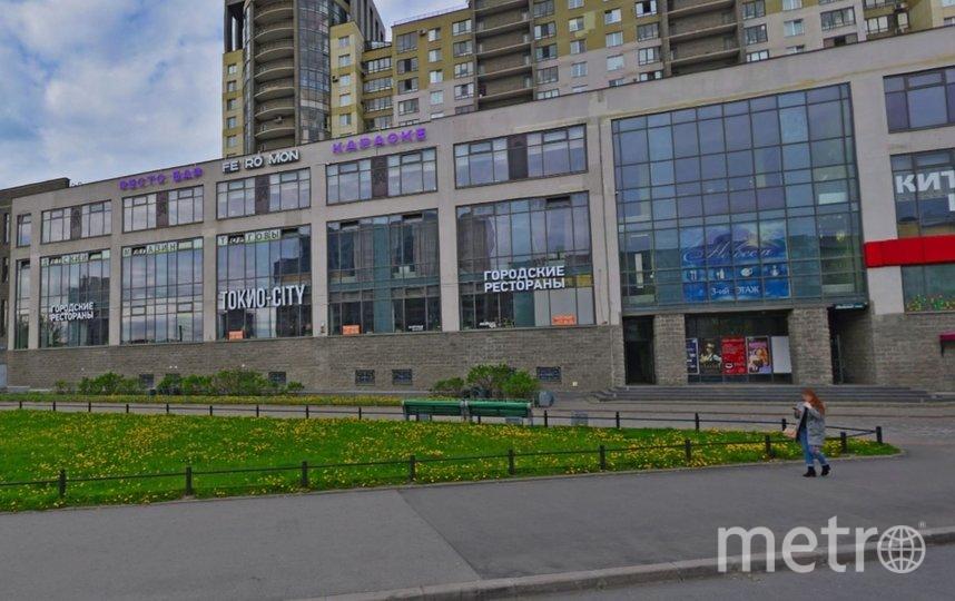 Общепит продолжал работать в карантин. Фото Яндекс.Панорамы