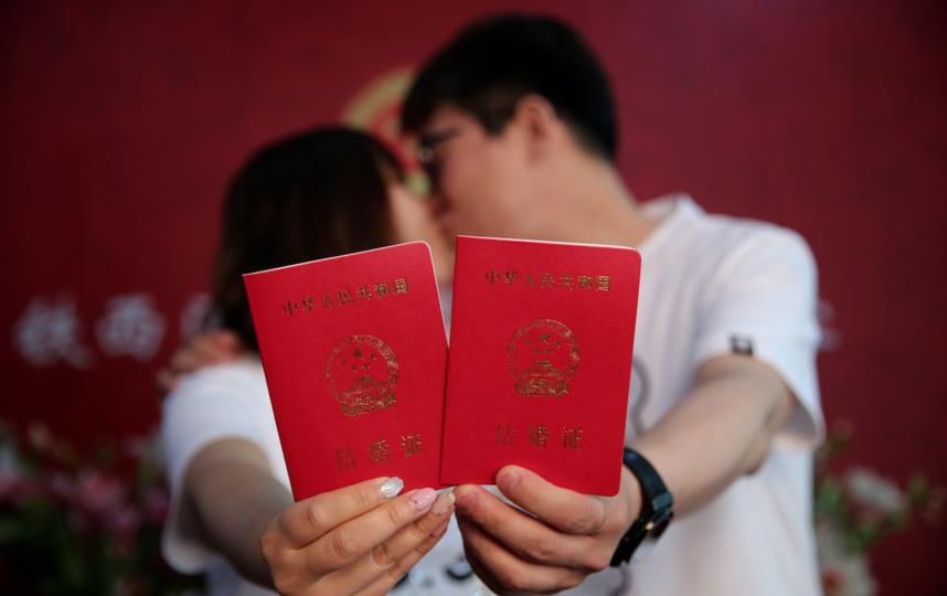 В Китае развод в 74% случаев инициируют женщины. Фото Getty