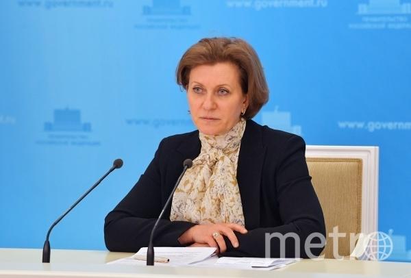 Анна Попова. Фото РИА Новости