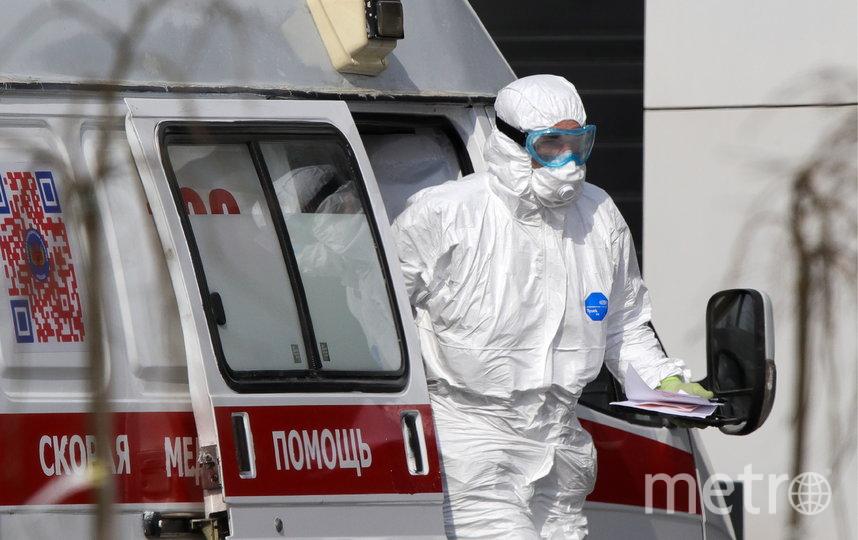 В России выявили 771 новый случай коронавируса. Фото Getty