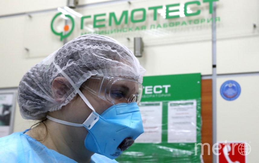 """Правительство Москвы заключило соглашение с частной лабораторией """"Гемотест"""". Она будет выполнять исследования на коронавирус для медорганизаций столицы. Фото Getty"""