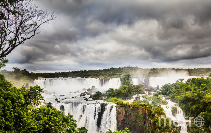 Водопады в 2019 году. Фото Getty