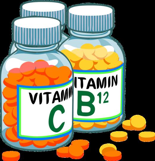 Россияне стали чаще скупать витамины и седативные. Фото pixabay