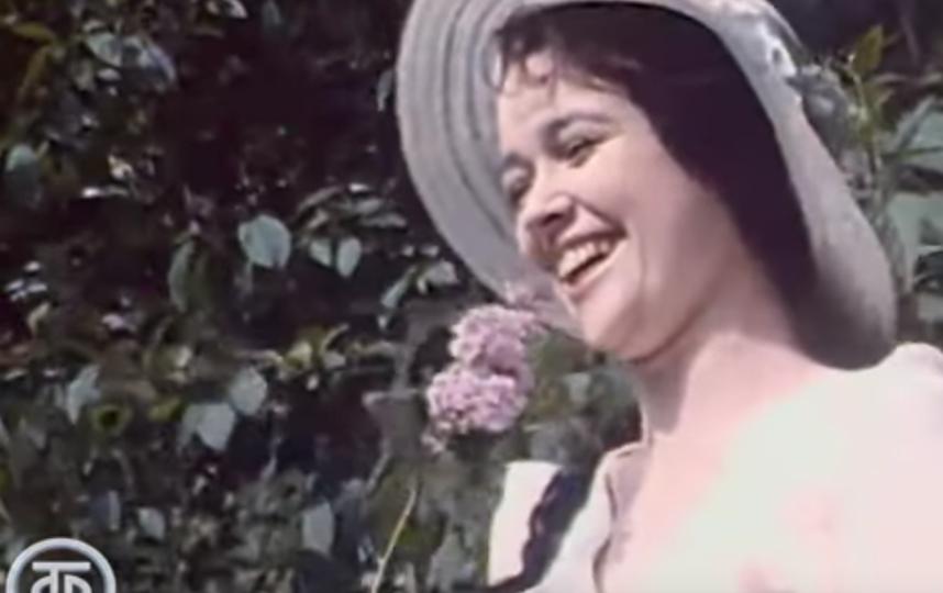 Анастасия Заворотнюк. Фото Скриншот Youtube