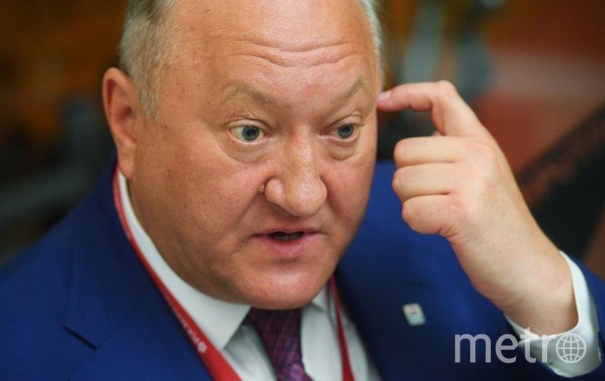Губернатор Камчатского края Владимир Илюхин в пятницу подал заявление об отставке. Фото РИА Новости