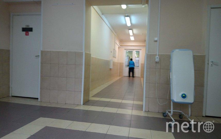 """В поликлинике. Фото """"Metro"""""""